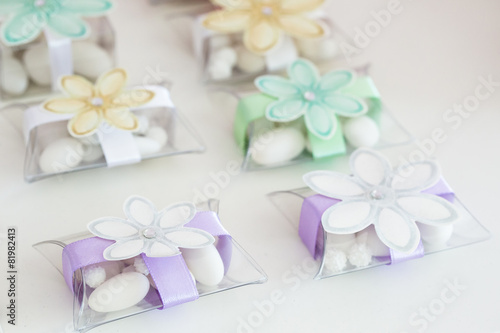 Fototapeta wedding favors