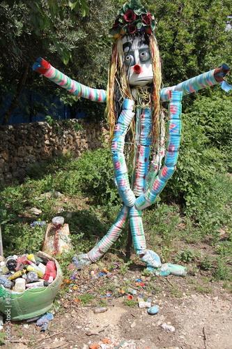 Papiers peints Carnaval Чудо из бутылок