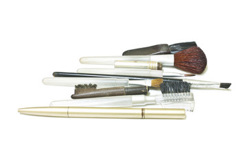 Old Makeup Brush