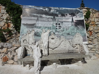Gypsum Statues