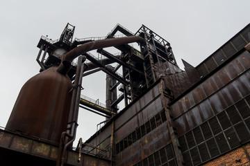 Ostrava-Vitkovice industrial museum