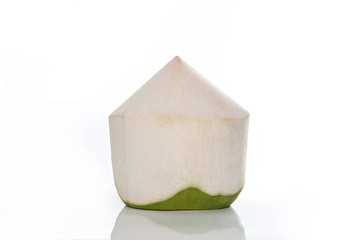 Coconut Juice summer Drink