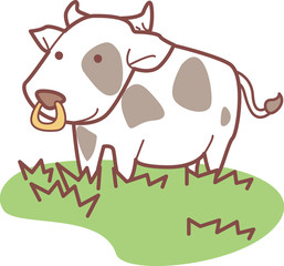 Ranch Cow2
