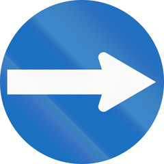 Turn Right in Austria