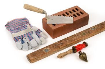 Maurer Werkzeuge