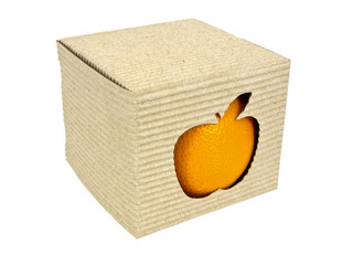 Mixing apples and oranges box