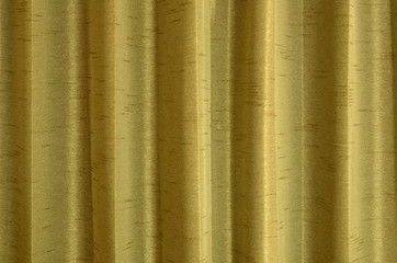 gold curtain texture background