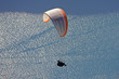 paraglider over Annecy lake - 81993068