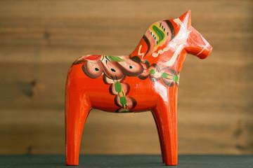Dalecarlian horse 11