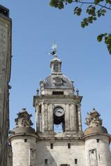 Charente Maritime - La Rochelle - Tour de la Grosse Horloge