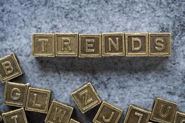 trends word