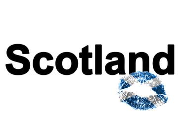 Lieblingsland Schottland (favorite country Scotland)