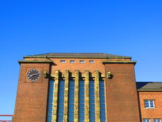 Bahnhofsgebäude