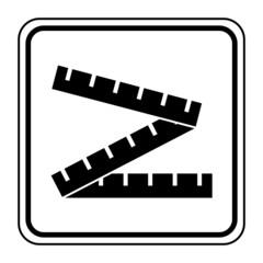 Logo mètre.