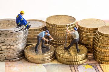 Steuerreform, Geldpolitik