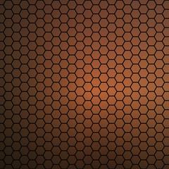 hexagonal pattern vector