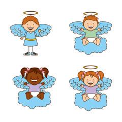 cute angels