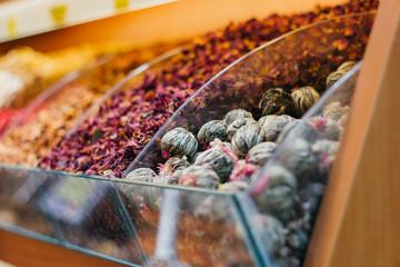 tea market in Istanbul