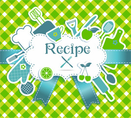 Recipes illustration