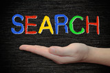 Anzeige - search