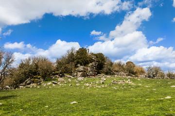 Full View of Ortachis, Sardinia