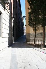 Calle Santo Tomás - Madrid
