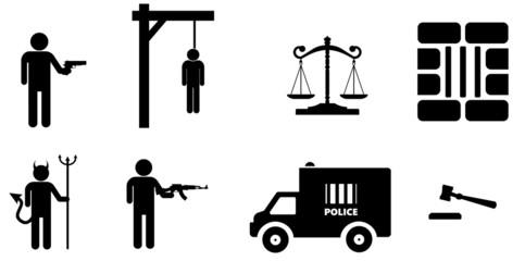 Justice / Mort