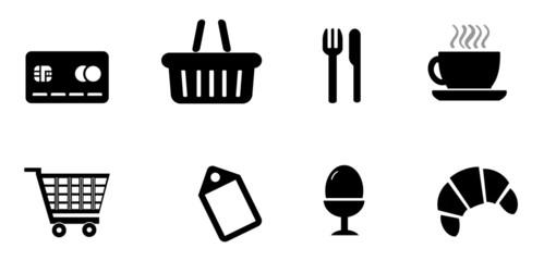 Commerce / Petit Dejeuner