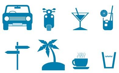 Boissons / Transports / Vacances