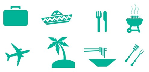 Vacances / Alimentations