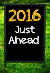 2016 JUST AHEAD