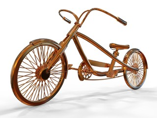 Metallic Bicycle