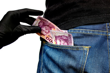 pocket thief