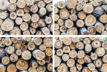 Pyre & woodpile