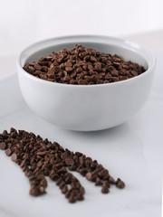 Goccie di cioccolata