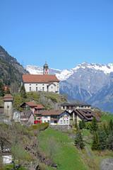 Wassen UR, Schweiz
