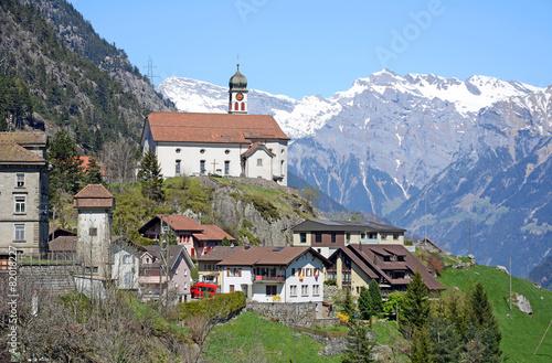 Wassen UR, Schweiz - 82018227