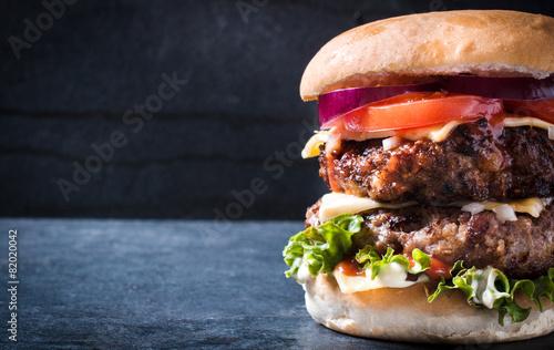 Double burger - 82020042