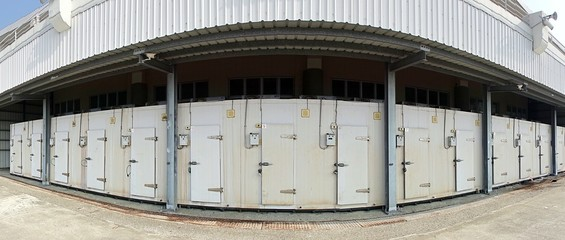 Large Cold Storage Facility