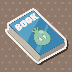 book theme elements vector,eps
