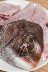 真鯛の切り身