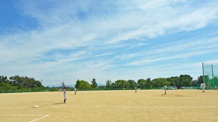 野球少年達