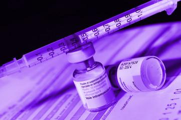 kit d'injection prêt à l'emploi