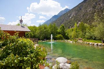 PArk in Tirol, Austria