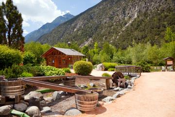 Park in Tirol , Austria