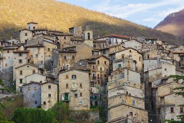 Antico villaggio di Scanno