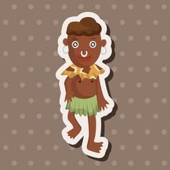 Aborigines theme elements