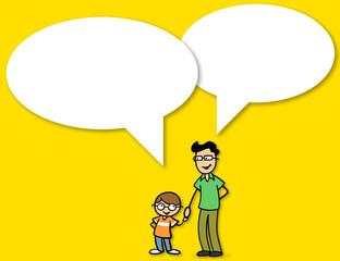 Kommunikation in der Familie