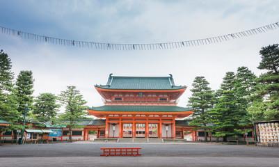 京都 平安神宮 應天門