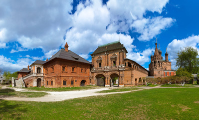 Krutitskoe Compound Cathedral in Moscow Russia